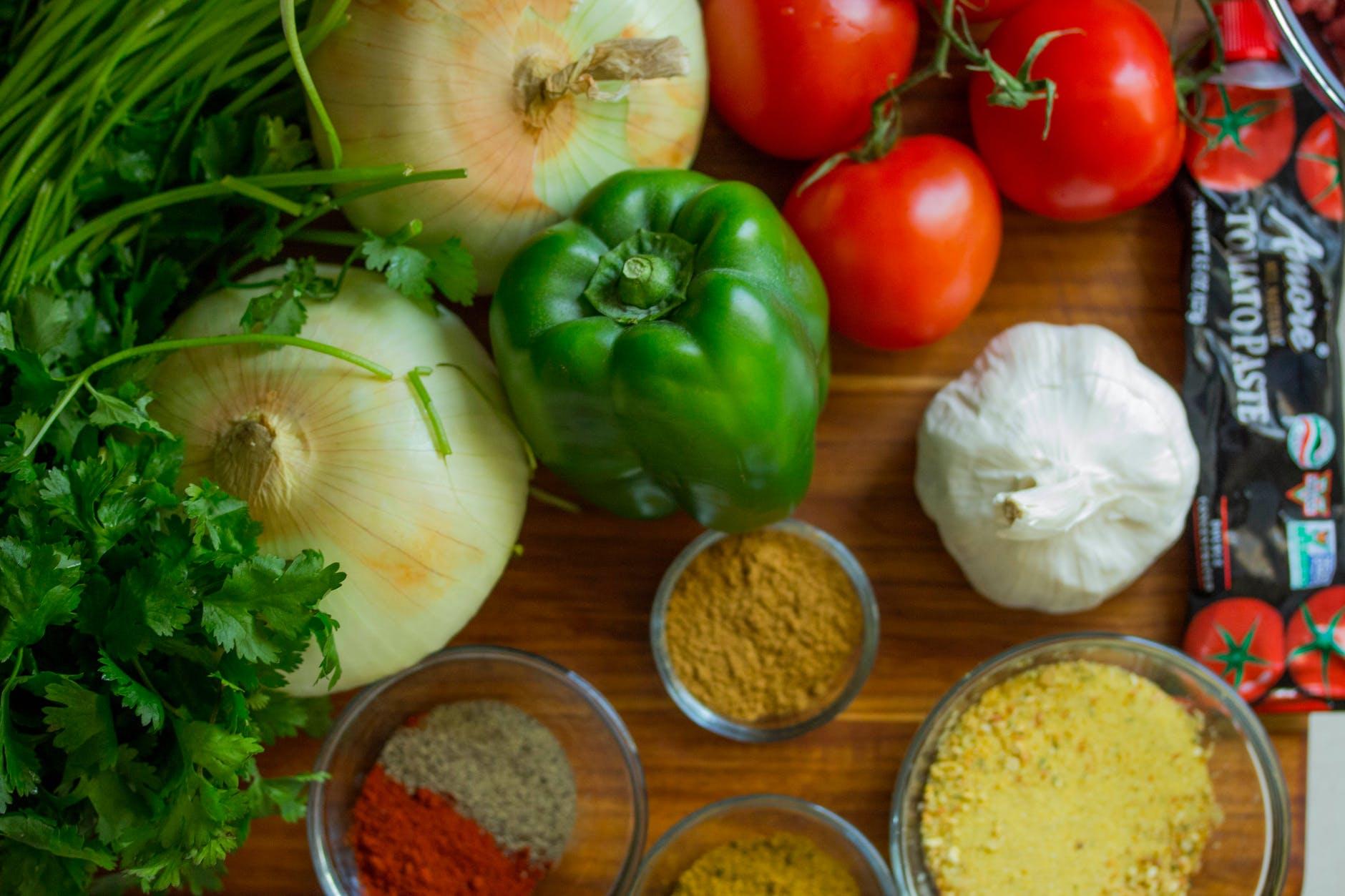 food healthy wood table