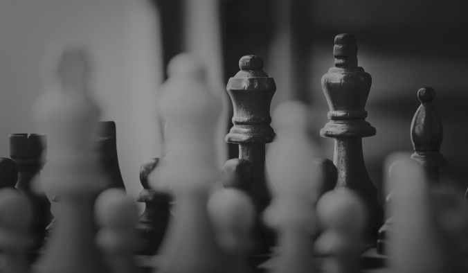 close up photo of chessboard pieces